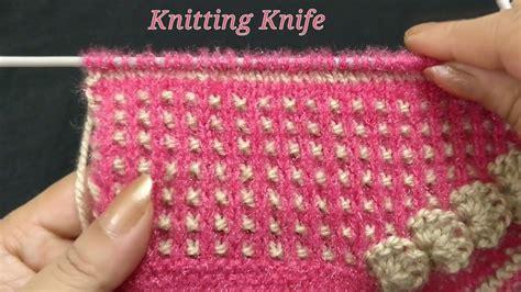 Slip stitch knitting Wikipedia