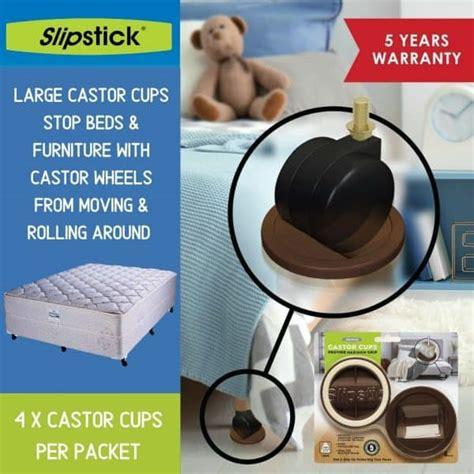 Slipstick Large Castor Cups CB840 and CB845 Slipstick Foot