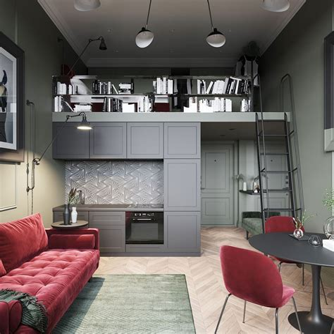 Small Apartments Lofts Interior Design Ideas Freshome