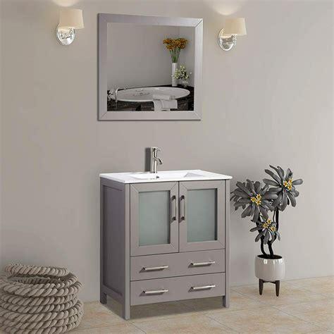 Small Bathroom Vanities and Single Sink Vanity