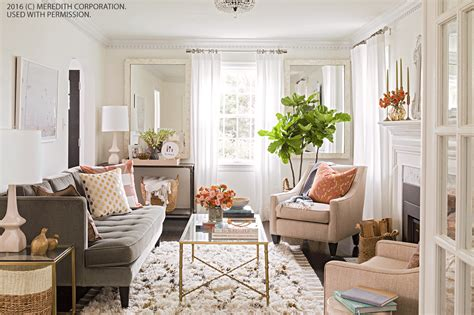 Small Living Room Decorating Better Homes and Gardens