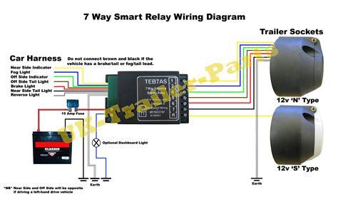 Smart Relay Wiring Diagram