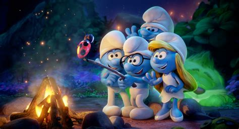 Smurfs The Lost Village Sony Pictures