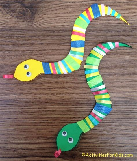 Snakes Crafts