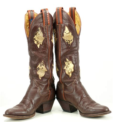 Snakeskin Boots Cowboy Boot Store