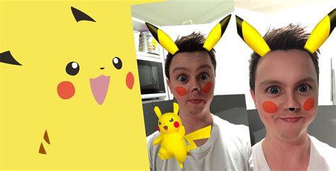 Snapchat Now Has A Pikachu Filter kotaku
