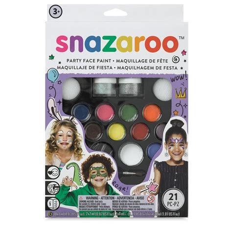 Snazaroo Face Paint Sets BLICK art materials
