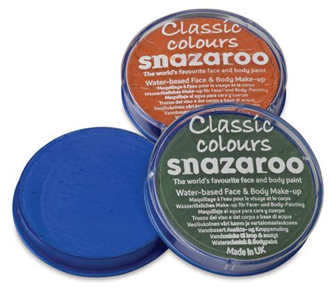 Snazaroo Face Paints BLICK art materials