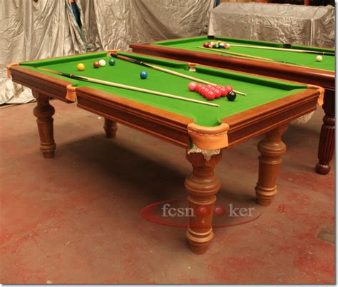 Snooker Dining Tables At The Very Best Prices