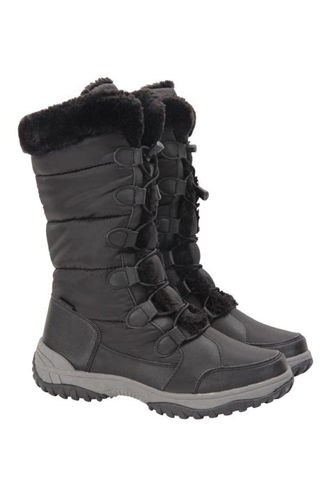 Snow Boots Warm Winter Boots Mountain Warehouse GB