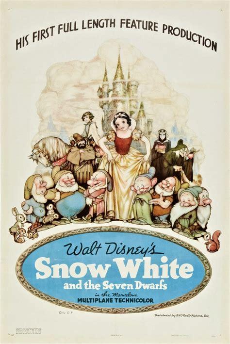 Snow White and the Seven Dwarfs 1937 IMDb