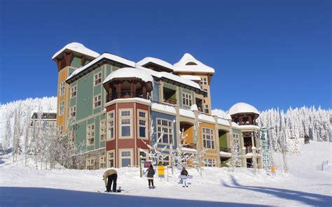 Snowbird Lodge Silver Star Mountain Resort