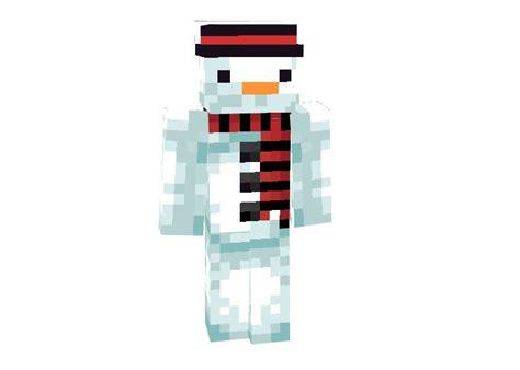 Snowman Minecraft Skins