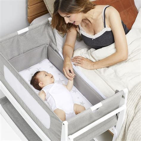 SnuzPod review bedside crib co sleeper cot A Baby on
