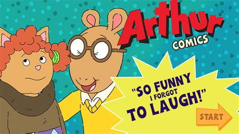 So Funny I Forgot to Laugh PBS Kids