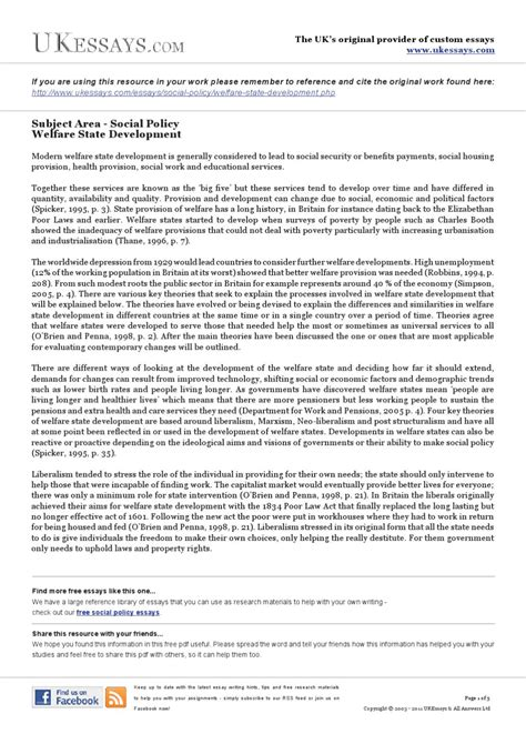 a modest proposal on welfare We have many a modest proposal example essays that answers many recent changes to welfare when president bill clinton reluctantly signed the personal.