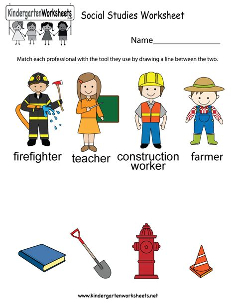 Social Studies Activities for Kids Education