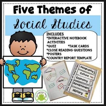 Social Studies History Civics Geography Culture for