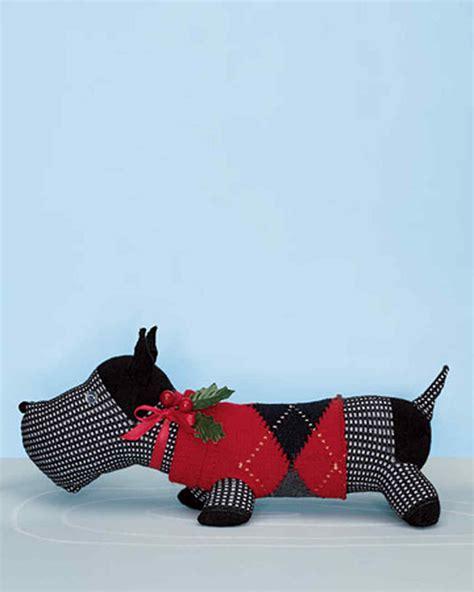 Sock Dog Martha Stewart