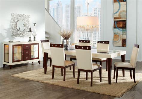 Sofia Vergara Savona Ivory Rectangle Dining Table Dining
