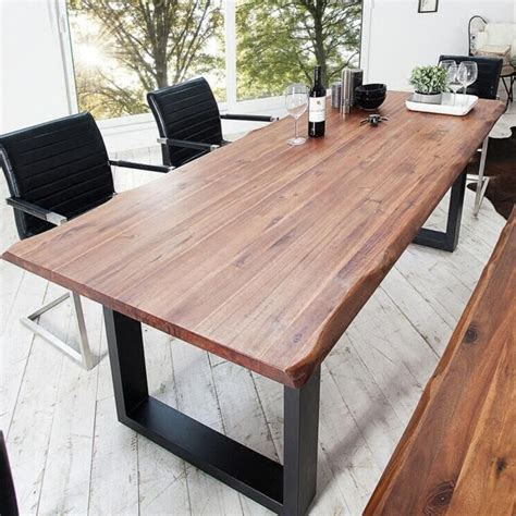 Solid Wood Dining Tables Amode