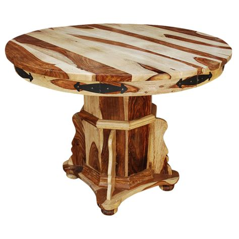 Solid Wood Dining Tables Ottawa Extension Pedestal