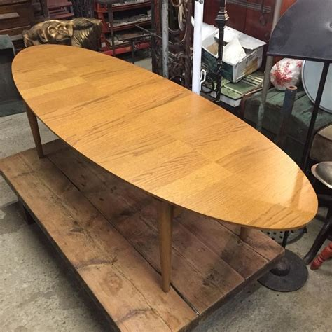 Solid Wood Oval Tables eBay