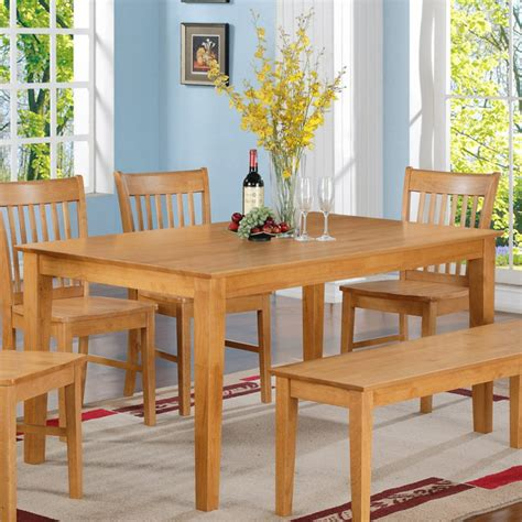 Solid Wood Table Tops Restaurant Furniture Canda