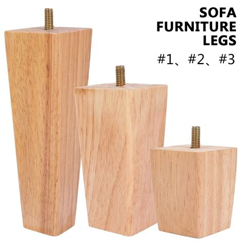 Solid Wood Table Tops Table Legs Furniture Feet