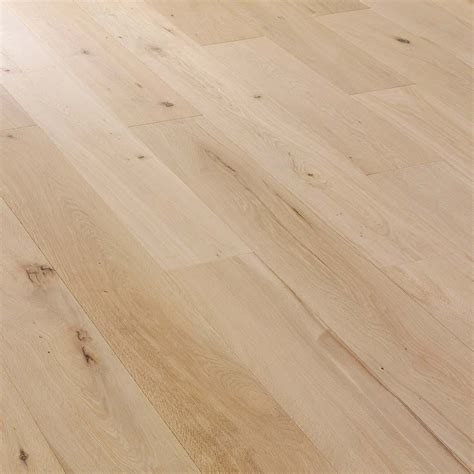 Solid and Engineered Oak Flooring Unfinished Oak
