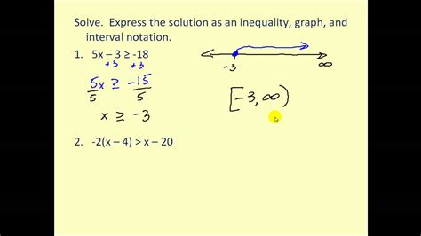 Printables Linear Equations And Inequalities Worksheet solving inequalities worksheet images linear equations and in one variable