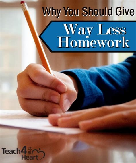 Reasons why homework should be banned essay