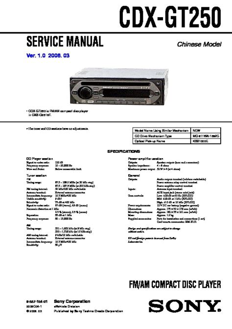 sony cdx wiring harness diagram images ford sony sync radio sony cdx gt300 wiring diagram get image about