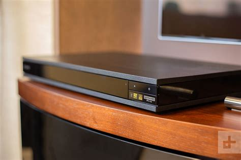 Sony UBP X800 Ultra HD Blu ray Player Review Sound Vision