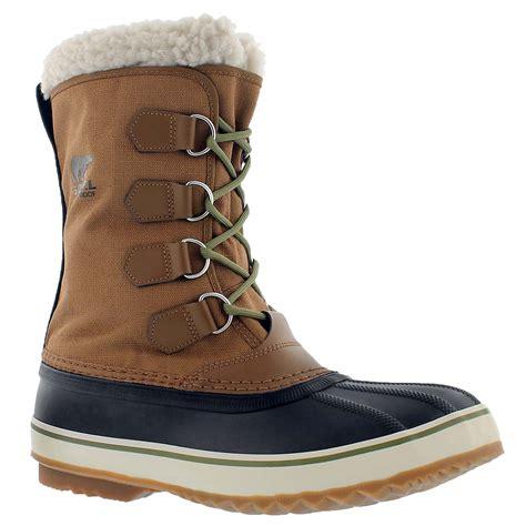 Sorel 1964 Pac Nylon Men s Winter Boots Sport Chek