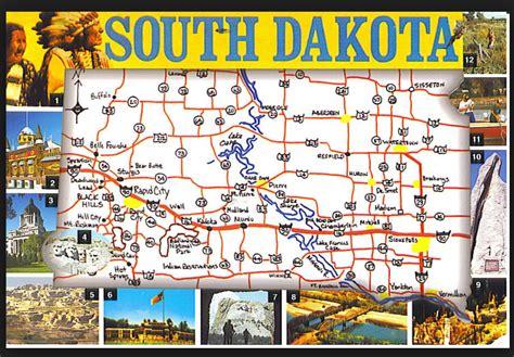 South Dakota Tourist Information Guide