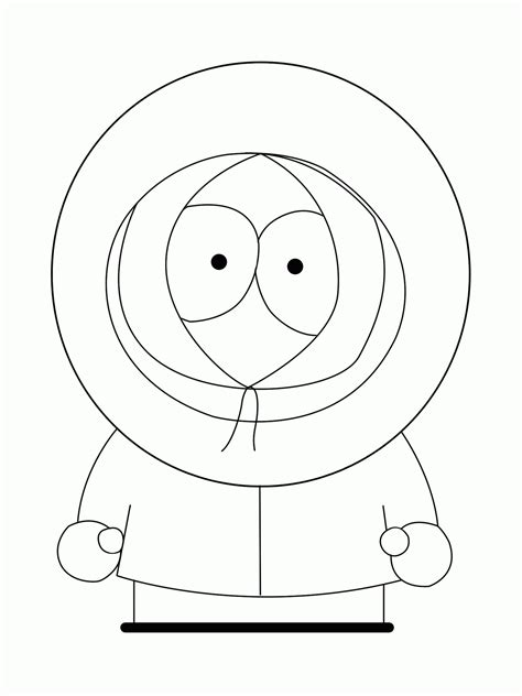 South Park coloring pages Cartoon Color Pages