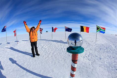 South Pole News