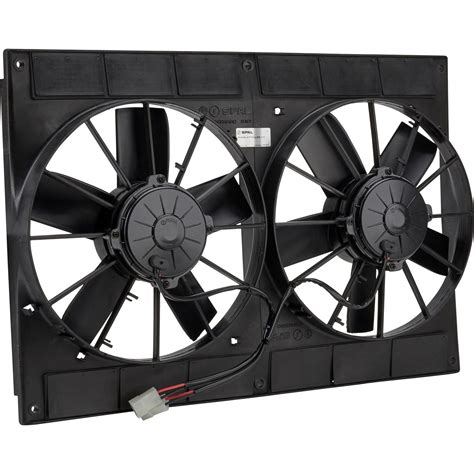 Spal electric automotive s10 radiator cooling fans