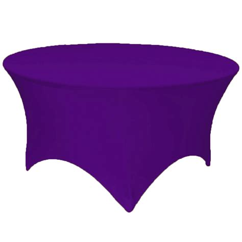 Spandex Table Covers Stretch Fit Tablecloth
