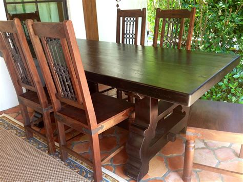 Spanish Dining Table Beso