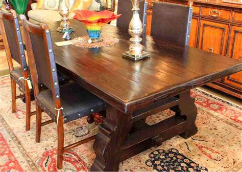 Spanish Dining Table Houzz