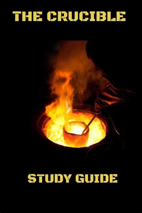 SparkNotes The Crucible Study Questions Essay Topics