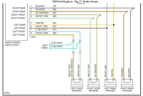 2007 ford ranger wiring diagram 2007 image wiring speaker wire diagram ford ranger images on 2007 ford ranger wiring diagram