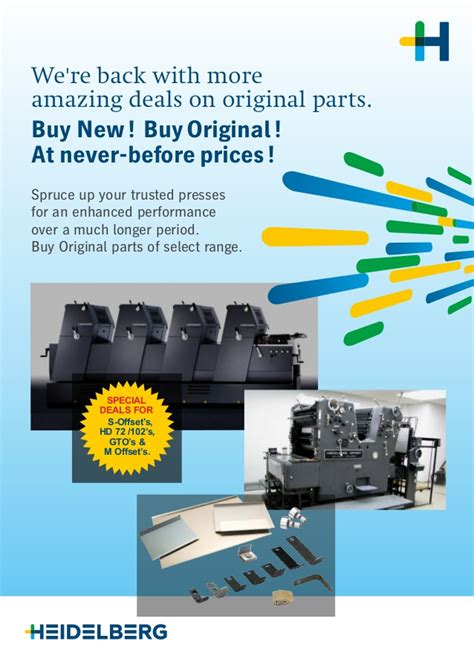Special Offers Spare Parts Direct
