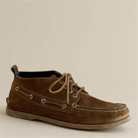 Sperry For J Crew Chukka Boots Men s Boots J Crew