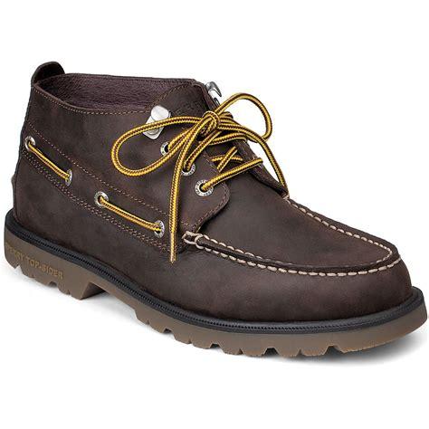 Sperry Men s Original Waterproof Lug Ii Chukka Boot