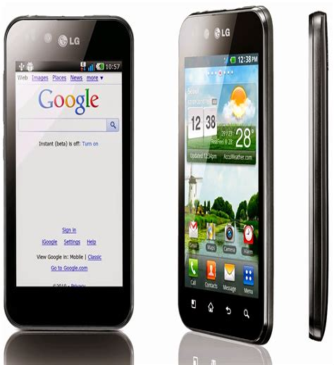 Spesifikasi Dan Harga Handphone Android