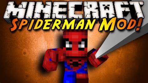 Spider Man Mod For Minecraft 1 6 4 1 6 2