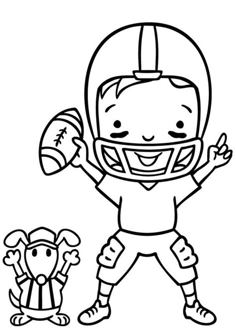 Sports Coloring Pages Coloring pages for kids